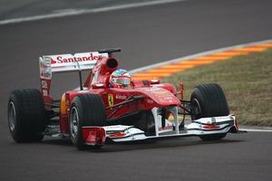 Στη πίστα το νέο μονοθέσιο της Ferrari