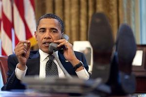 Ο Ομπάμα καλεί τους Ιρανούς να συνεχίσουν τις διαδηλώσεις