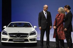 H 125η επέτειος της Daimler