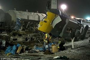 Σύγκρουση τρένων με 10 νεκρούς