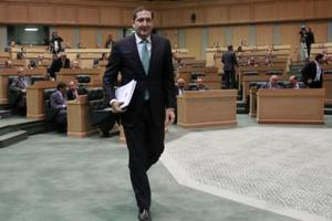 Δεκτή η παραίτηση του πρωθυπουργού της Ιορδανίας