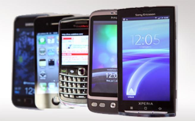 Ώθηση της τεχνολογικής αγοράς από τα έξυπνα κινητά