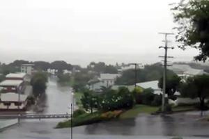 Ο κυκλώνας Γιάσι έφτασε στη βορειοανατολική ακτή της Αυστραλίας
