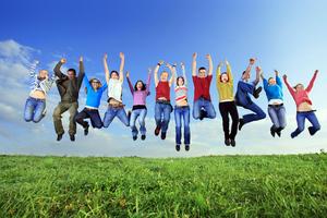 Ευτυχία για μεγαλύτερη και καλύτερη ζωή