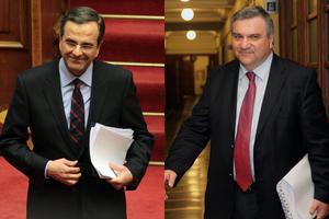 Κοινοβουλευτική «συμφωνία» Σαμαρά - Καστανίδη