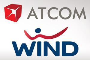 Συνεργασία Wind-Atcom