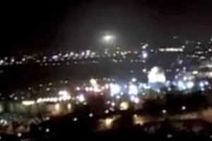 Επίσκεψη από UFO στην Ιερουσαλήμ;