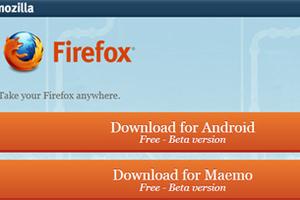 Firefox 4 beta 4 Fennec