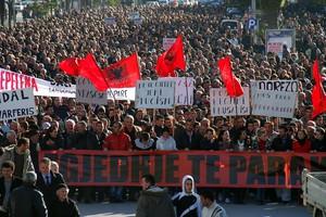 Αυξάνεται η διαφθορά στην Αλβανία