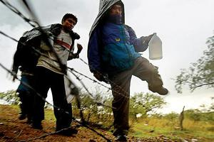 Κέντρο κράτησης αλλοδαπών στη Βόρεια Ελλάδα