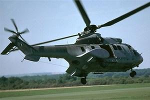 Ελικόπτερο στις έρευνες για τον εντοπισμό των Γερμανών
