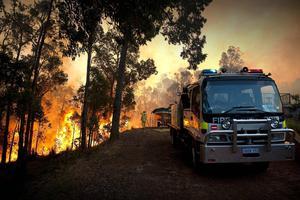Υπό έλεγχο η φωτιά στην Αυστραλία