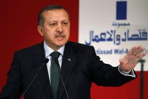 Ο Ερντογάν κατηγορεί τη Γερμανία για ξενοφοβία