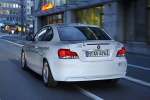 Ηλεκτρική έκδοση ActiveE για τη σειρά 1 της BMW