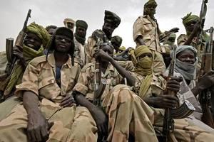 Νεκροί 1.200 στρατιώτες στο Σουδάν