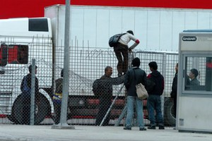 Απόδραση αλλοδαπών από το κέντρο κράτησης Κορίνθου