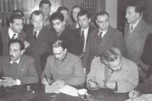 Αυτά ήταν τα 9 άρθρα της Συνθήκης της Βάρκιζας