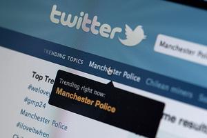 Παρακολούθηση Twitter... από την αστυνομία