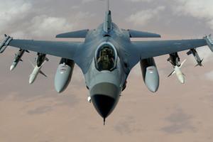 Πιλότος F-16: Μότο της ομάδας μας «το κεφάλι ψηλά»