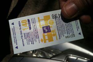 Τι συμβαίνει με τον έλεγχο εισιτηρίων