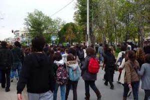Απεργία πείνας τώρα και οι μαθητές