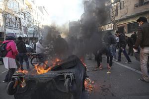 Αρνούνται τη ευθύνη για τα πυρά στην Τεχεράνη