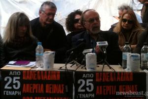 Εβδομήντα απεργοί πείνας από την Υπατία στα νοσοκομεία
