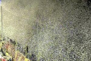 Εντυπωσιακή ατμόσφαιρα στο «Βικελίδης»