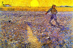 Η ηλιακή ακτινοβολία «καίει» και τους πίνακες του Βαν Γκογκ!