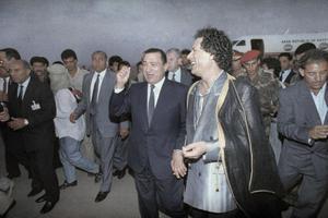 Αναταραχές και στη Λιβύη