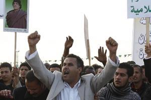 Ετοιμάζεται για την «Ημέρα της Οργής» η Λιβύη