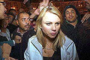 Θύμα σεξουαλικής επίθεσης στην Αίγυπτο ρεπόρτερ του CBS