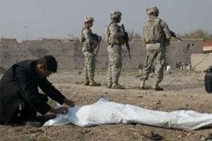 Απώλειες αμάχων στο Αφγανιστάν