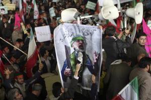 Οργή κατά της αντιπολίτευσης στο Ιράν