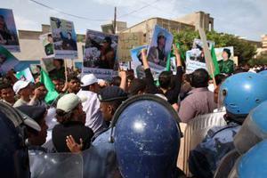 Ντόμινο ταραχών στη Λιβύη