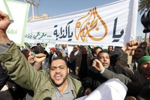 Βίαια επεισόδια με έξι νεκρούς στη Λιβύη