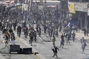 «Βράζει» η κοινωνία και στην Υεμένη