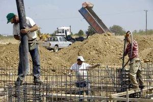 Νέα μεγάλη κάμψη της οικοδομικής δραστηριότητας