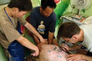 Τατουάζ Luis Vuitton σε γουρουνάκια