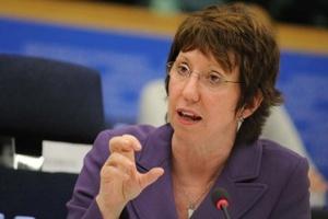 Επικρίσεις για την απουσία Άστον από το Ευρωκοινοβούλιο