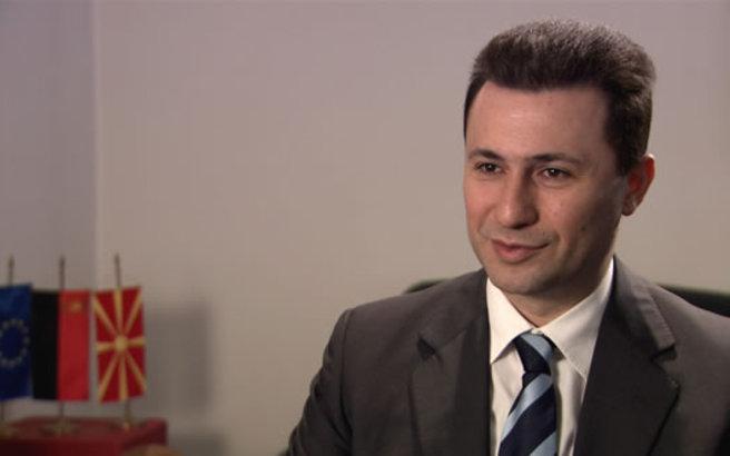 Γκρούεφσκι: Το «μακεδονικό έθνος» και η «Μακεδονία» υπήρξαν και θα συνεχίσουν να υπάρχουν