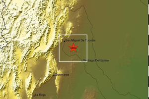 Σεισμός 5,6 R στην Αργεντινή