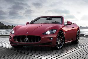 Η hardcore Maserati GranCabrio Sport!