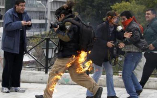Φωτογραφίες – σοκ του Reuters