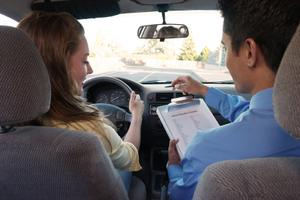 Ιερά... Εξέταση για δίπλωμα οδήγησης