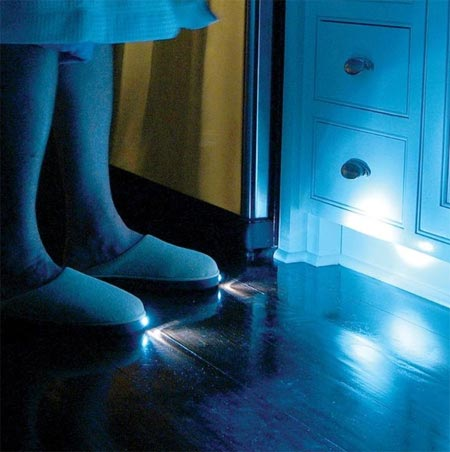 Cool Slippers With Lights