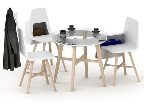 Cool Table And Chairs