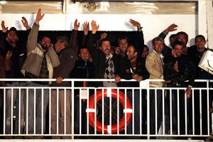 Οι Τούρκοι επιστρέφουν στην πατρίδα τους