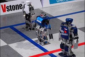 Άρχισε ο πρώτος ρομποτικός μαραθώνιος