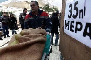 Γέμισαν τα νοσοκομεία από απεργούς πείνας